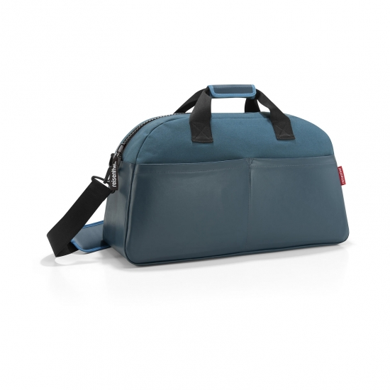 Сумка Overnighter, Canvas blue