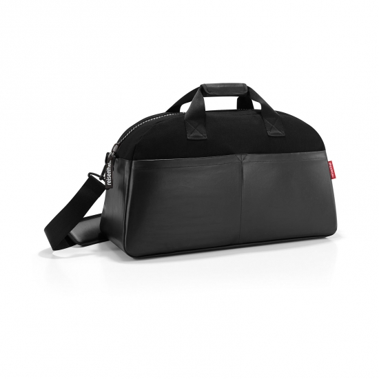 Сумка Overnighter, Canvas black