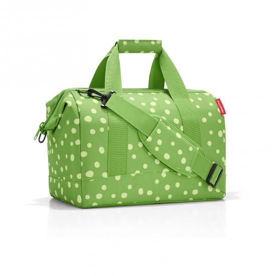 Сумка Allrounder M, Spots green