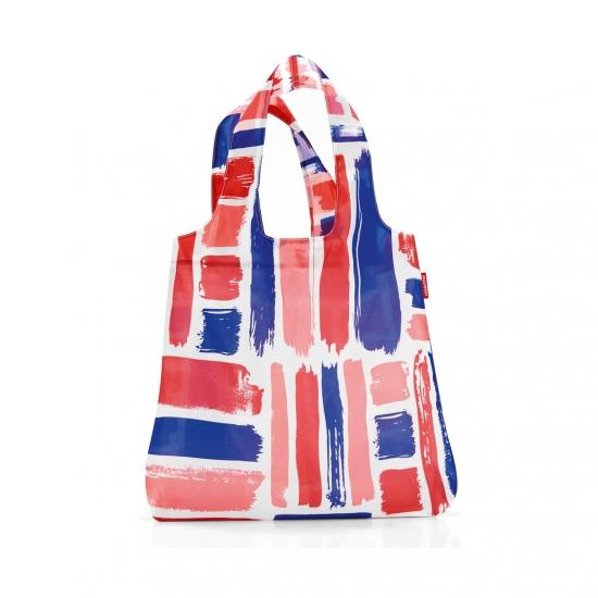 Сумка Mini Maxi Shopper Royal stripes 2