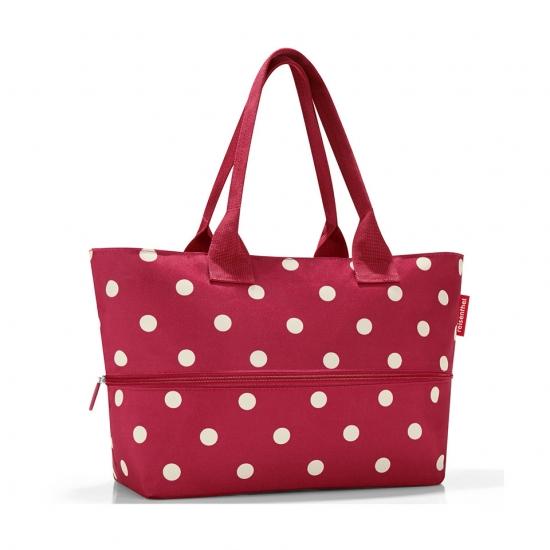 Сумка Shopper E1 Ruby dots