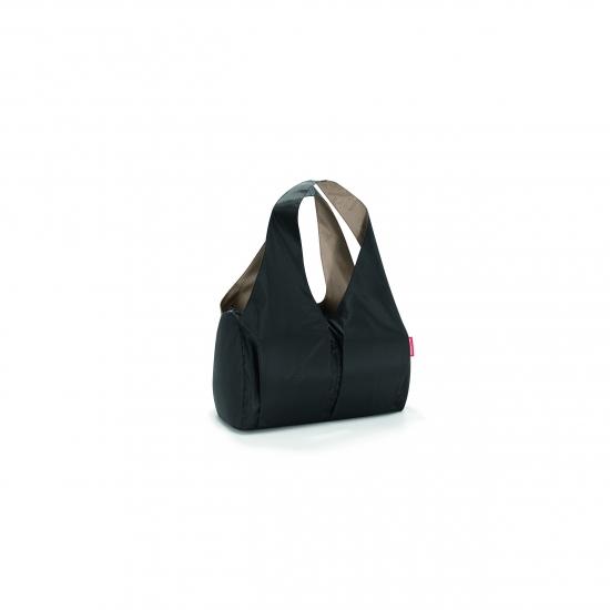 Сумка складная Mini Maxi Happybag Black