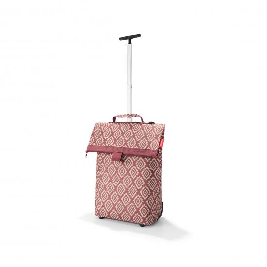 Сумка-тележка Trolley M Diamonds Rouge