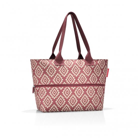 Сумка Shopper E1 Diamonds Rouge
