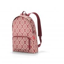 Рюкзак складной Mini Maxi Diamonds Rouge