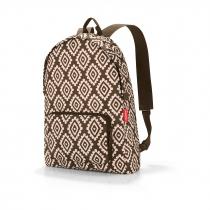 Рюкзак складной Mini Maxi Diamonds Mocha
