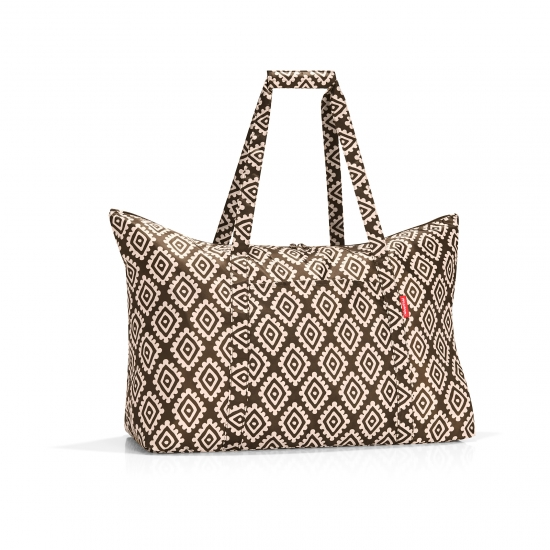 Сумка складная Mini Maxi Travelbag Diamonds Mocha