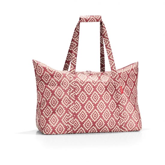 Сумка складная Mini Maxi Travelbag Diamonds Rouge