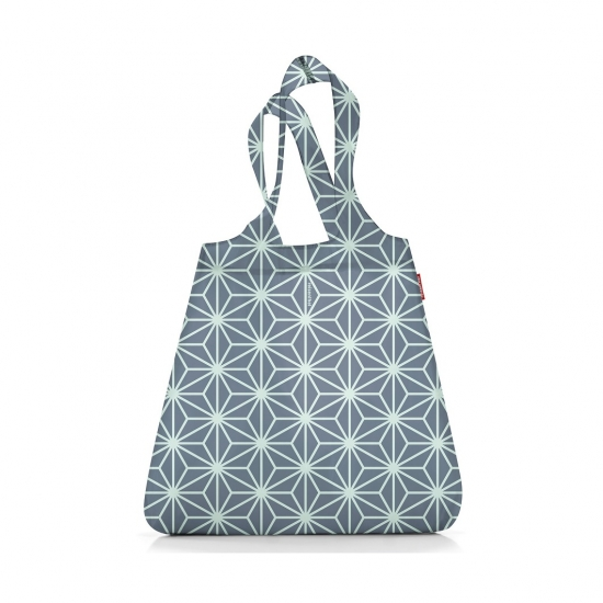 Сумка складная Mini Maxi Shopper Winter Azure
