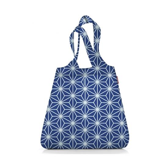 Сумка складная Mini Maxi Shopper Winter Blue