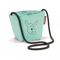 Сумка детская Minibag Cats and Dogs, Mint