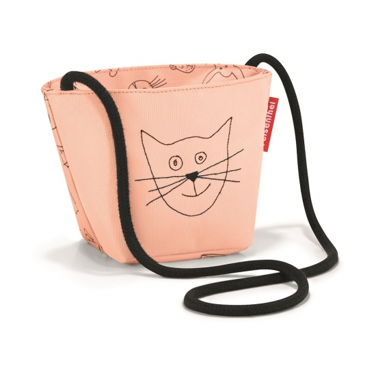 Сумка детская Minibag Cats and dogs, Rose