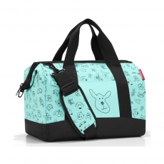 Сумка детская Allrounder M Cats and dogs, Mint