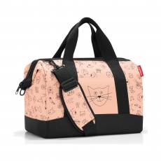 Сумка детская Allrounder M Cats and Dogs, Pink