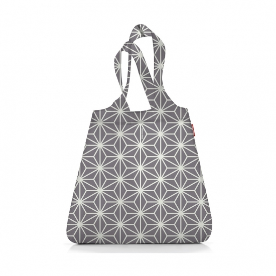 Сумка складная Mini Maxi Shopper Winter Gray