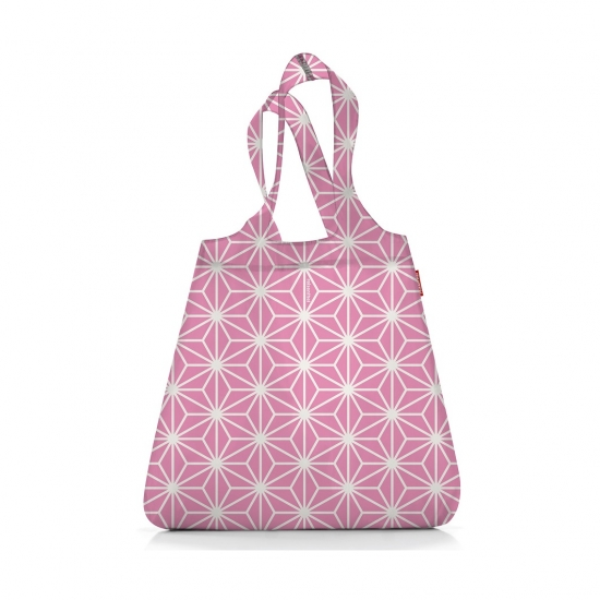 Сумка складная Mini Maxi Shopper Winter Pink