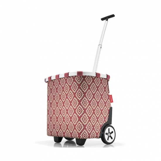 Сумка-тележка Carrycruiser Diamonds Rouge