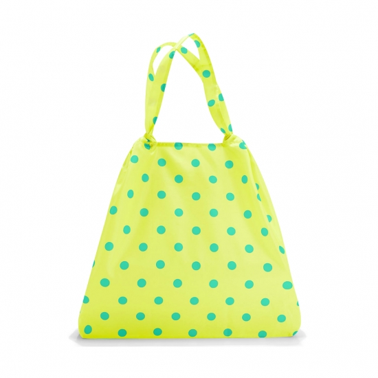 Сумка складная Mini Maxi Loftbag Lemon Dots