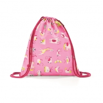 Мешок детский Mysac Abc Friends, Pink