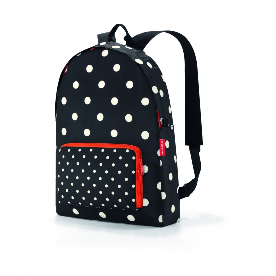 Рюкзак складной Mini Maxi Mixed Dots