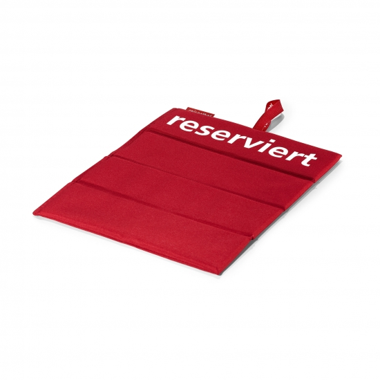 Сиденье туристическое Seatpad Red