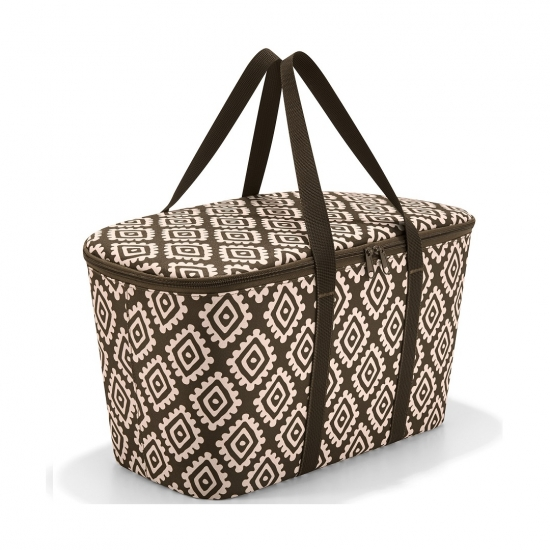 Термосумка Coolerbag Diamonds Mocha