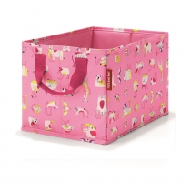 Коробка для хранения детская Storagebox ABC Friends Pink