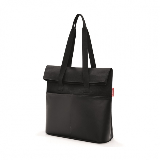 Сумка Foldbag Canvas Black