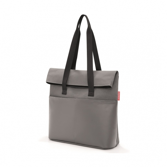 Сумка Foldbag Canvas Grey