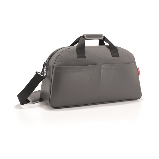 Сумка Overnighter Canvas Grey