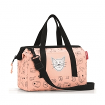 Сумка детская Allrounder XS Cats and Dogs Rose