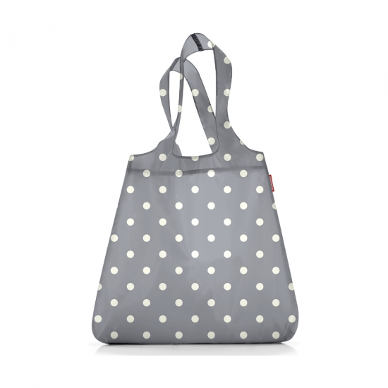 Сумка складная Mini Maxi Shopper White Dots