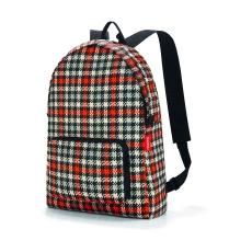 Рюкзак складной Mini Maxi Glencheck Red