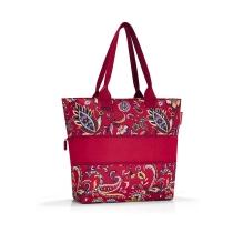 Сумка Shopper E1 Paisley Ruby