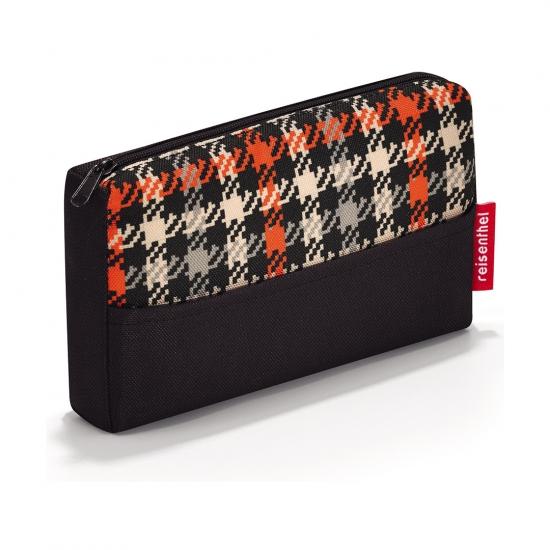 Косметичка Pocketcase Glencheck Red