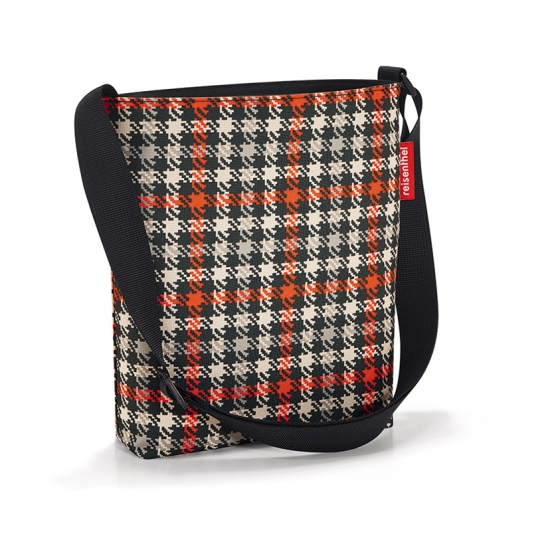Сумка Shoulderbag S Glencheck Red
