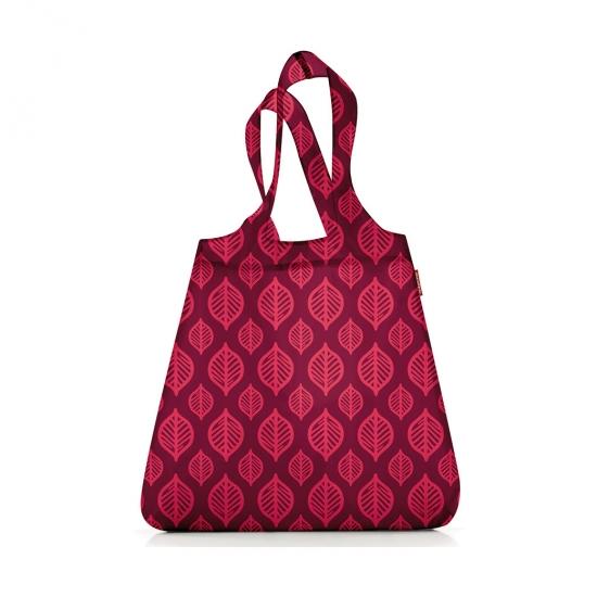 Сумка складная Mini Maxi Shopper Crimson Leaves