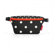 Сумка поясная Beltbag S Mixed dots