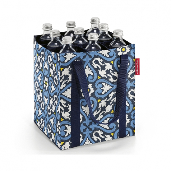 Сумка-органайзер для бутылок Bottlebag Floral 1