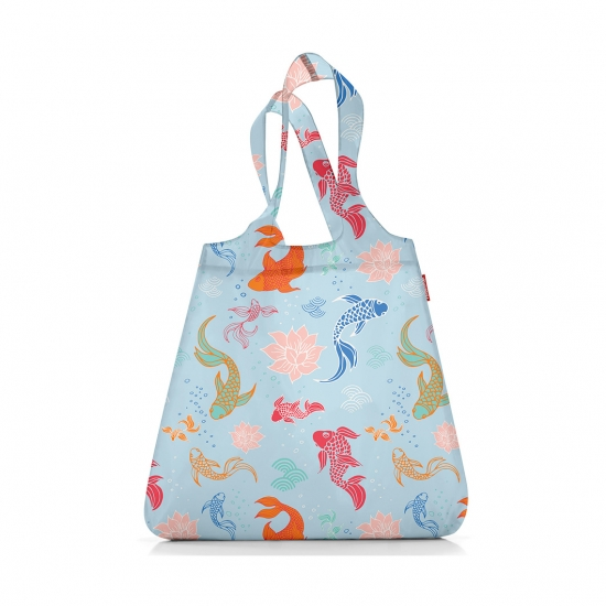 Сумка складная Mini Maxi Shopper 24 Spring Light Blue