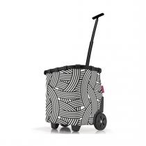 Сумка-тележка Carrycruiser Zebra