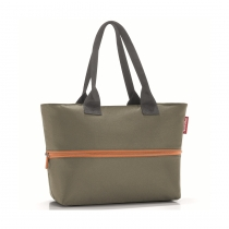 Сумка Shopper E1 Olive Green