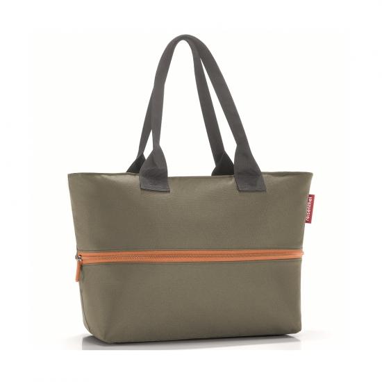 Сумка Shopper E1 Olive Green