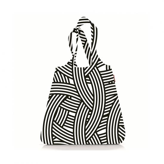 Сумка складная Mini Maxi Shopper Zebra