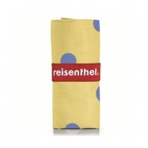 Сумка складная Mini Maxi Shopper Dots Yellow