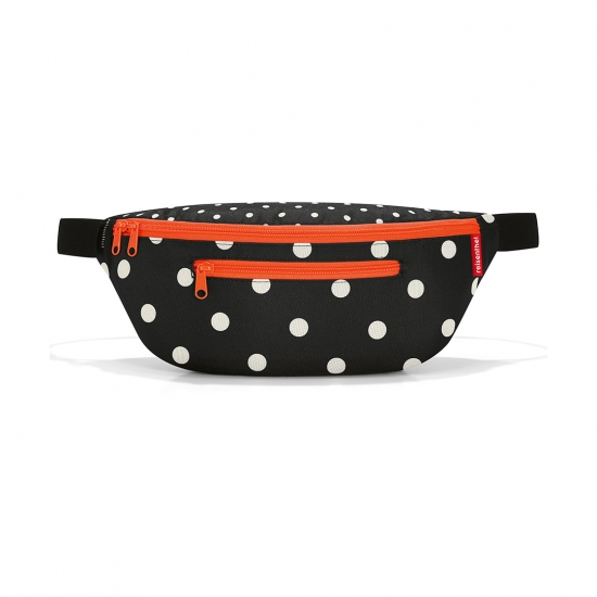 Сумка поясная Beltbag M Mixed Dots