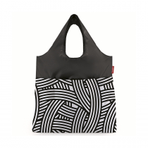 Сумка складная Mini Maxi Shopper Plus Zebra