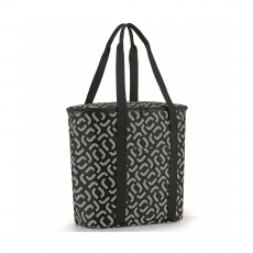 Термоcумка Thermoshopper Signature Black