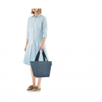 Сумка Shopper M Twist Blue