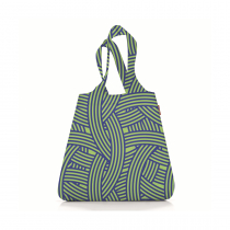 Сумка складная Mini Maxi Shopper Zebra Green